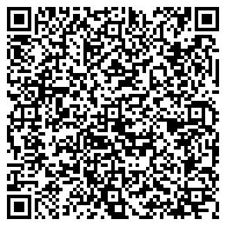 QR-код с контактной информацией организации Веломан