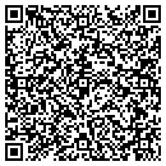 QR-код с контактной информацией организации Субъект предпринимательской деятельности LUX-TV