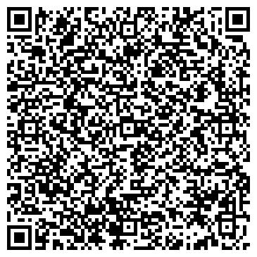 QR-код с контактной информацией организации VINCENT, КОЛОР-СТУДИЯ