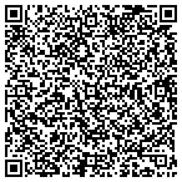 QR-код с контактной информацией организации КИРПИЧНЫЙ ДВОР