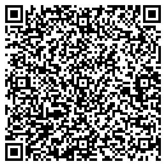 QR-код с контактной информацией организации ООО ЖАННА