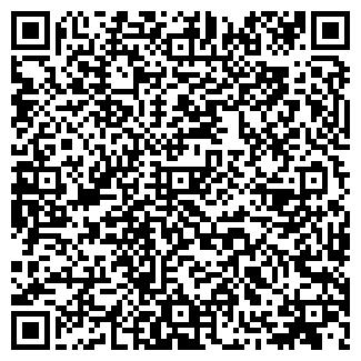 QR-код с контактной информацией организации Motogena