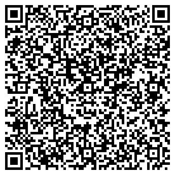 QR-код с контактной информацией организации ЧП Гапоненко