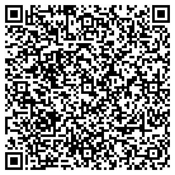 QR-код с контактной информацией организации B@B, Автомойка, ИП