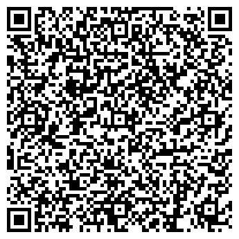 QR-код с контактной информацией организации Автомойка Мойдодыр, ИП
