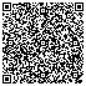 QR-код с контактной информацией организации Рост Сервис Плюс, ООО