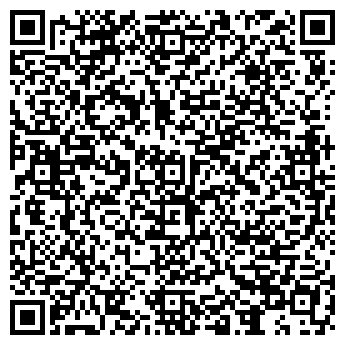 QR-код с контактной информацией организации студия Lederfix