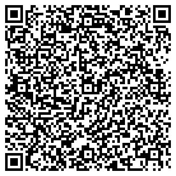QR-код с контактной информацией организации Магазин «Басты»