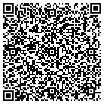 QR-код с контактной информацией организации Fridge Supporting