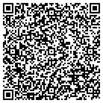 QR-код с контактной информацией организации ПРАКТИК-ДИЗАЙН, ООО