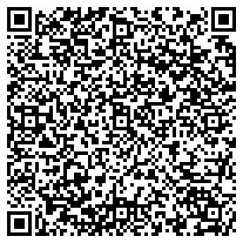 QR-код с контактной информацией организации ТОО «МиНЭО»