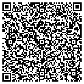 QR-код с контактной информацией организации ЧП Лепс