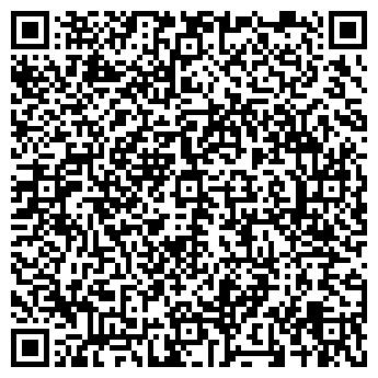 """QR-код с контактной информацией организации Интерьер-ателье """"КОТ"""""""