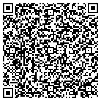 QR-код с контактной информацией организации ТРАНСФЭСТ