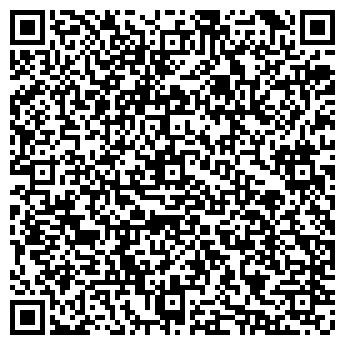 QR-код с контактной информацией организации Мебель из стекла
