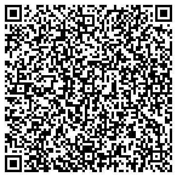 QR-код с контактной информацией организации ПАРИКМАХЕРСКАЯ «АПЕЛЬСИН»