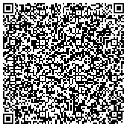 QR-код с контактной информацией организации Субъект предпринимательской деятельности Торгово клининговая компания Доброе утро