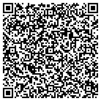 QR-код с контактной информацией организации ИП Лизиков Александр