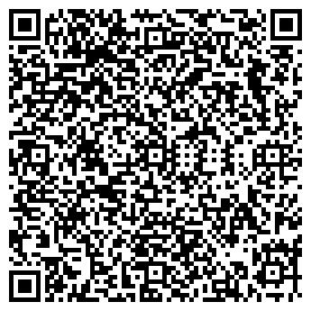 QR-код с контактной информацией организации Салон Шик и Блеск