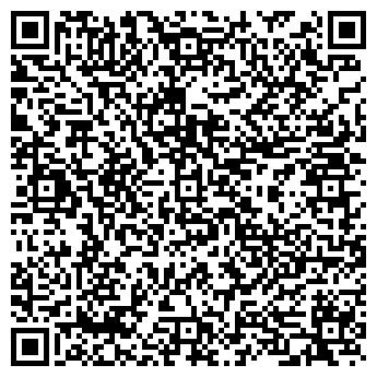QR-код с контактной информацией организации Raffinato