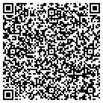 QR-код с контактной информацией организации Компания Яркий Мир