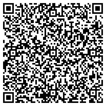 QR-код с контактной информацией организации ТОО «Надежда и К»