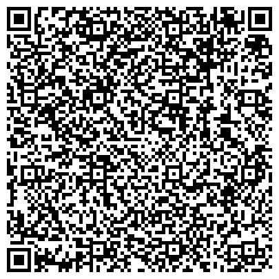 QR-код с контактной информацией организации Салон красоты «Viva-Rosa»