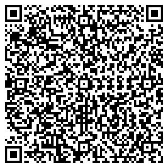 QR-код с контактной информацией организации СПД Малахова