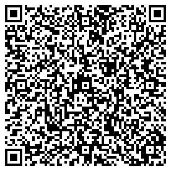 QR-код с контактной информацией организации ЧУП «Форценус»