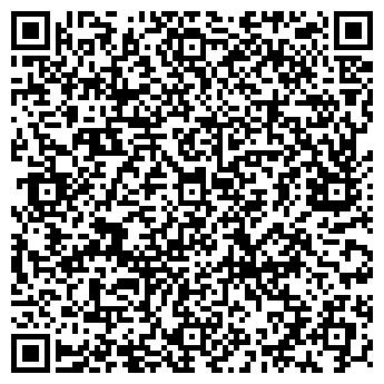 QR-код с контактной информацией организации Мисс Блеск, ЧУП