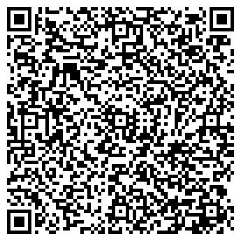 QR-код с контактной информацией организации Поездочка, УП