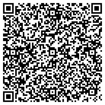 QR-код с контактной информацией организации Лица друзей, ОДО
