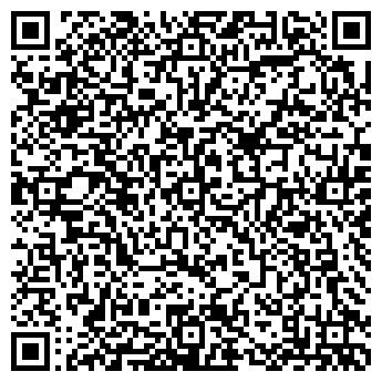QR-код с контактной информацией организации Индивидео, ООО