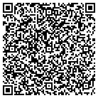 QR-код с контактной информацией организации Спартак Е. М., ИП