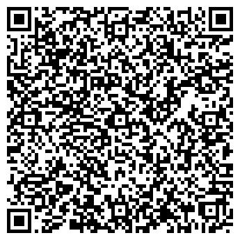 QR-код с контактной информацией организации Чистодел, ИП
