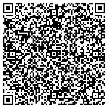 QR-код с контактной информацией организации Салон красоты Буржуа