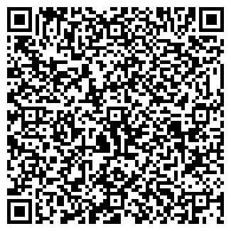 QR-код с контактной информацией организации Nails