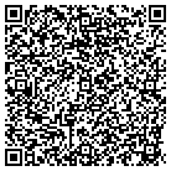 QR-код с контактной информацией организации СПД Зеленская