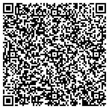 QR-код с контактной информацией организации магазин Garderob House