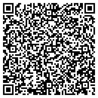 QR-код с контактной информацией организации Positiff