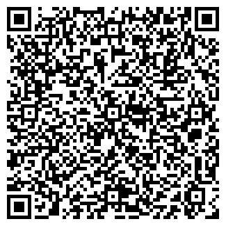 QR-код с контактной информацией организации САНАРМ, ЗАО