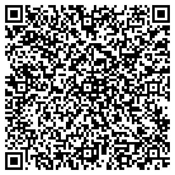 QR-код с контактной информацией организации Город услуг