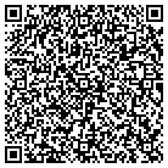 QR-код с контактной информацией организации Магазин «Санта»