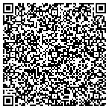 QR-код с контактной информацией организации Дог Сервис Луганск Украина