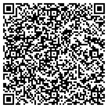 QR-код с контактной информацией организации ФОП Матешук М.В.