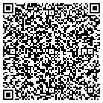 QR-код с контактной информацией организации Очаровательные пальчики