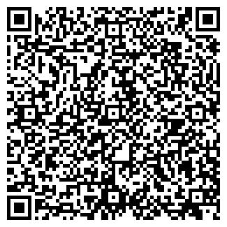 QR-код с контактной информацией организации MAJORDOM