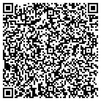 QR-код с контактной информацией организации Beauty saloon