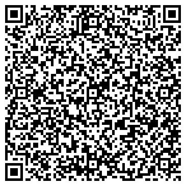 QR-код с контактной информацией организации мебельный простор