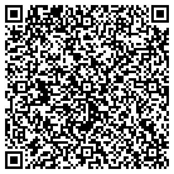 QR-код с контактной информацией организации Мебелев